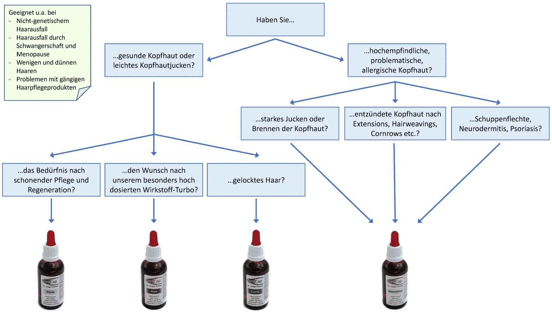 CuraCap Entscheidungsbaum