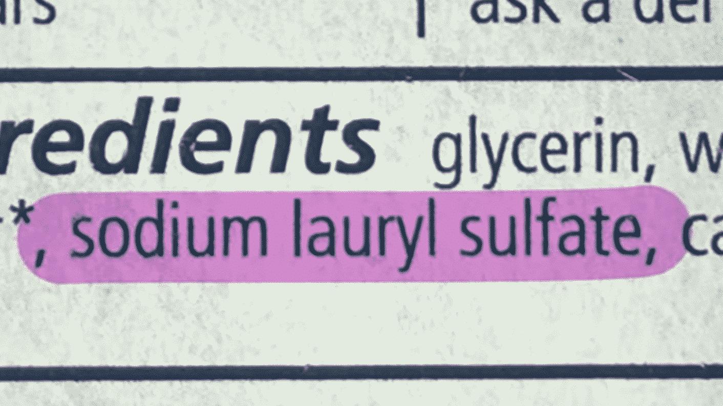«Sodium Lauryl Sulfate» oder «SLS»: Der böse Bube der Naturkosmetik
